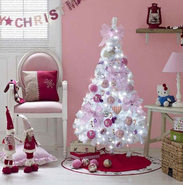20 Pretty Christmas Decor With Hello Kitty Theme
