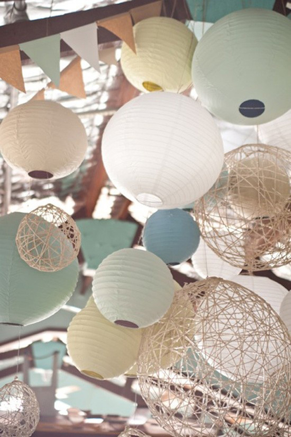 20 beautiful wedding lanterns with hanging on lights home design and interior. Black Bedroom Furniture Sets. Home Design Ideas