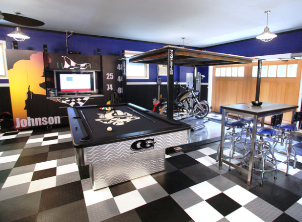 15 Cool Garage Man Cave Ideas | Home Design And Interior How To Cool A Garage on how to warm a garage, how to turn a garage into a room, how to seal a garage, heating and cooling a garage, how to clean a garage, how to insulate a garage, how to keep garage cool, how to frame a garage into living space, cool signs for your garage, cool ways to a garage, how to cool attic, how to heat a garage,