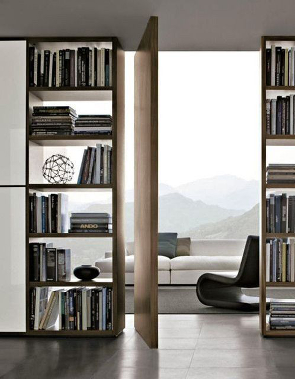 Modern And Stylish Bookcase For Every Room