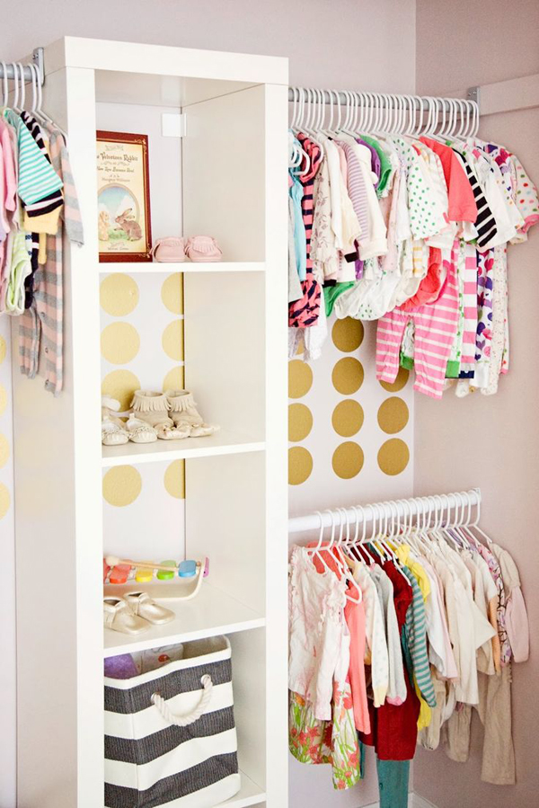 Kids Closet Organization Ideas Part - 36: 10 Inspiring Kids Closet Organization Ideas