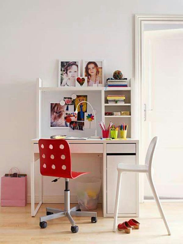 Ikea Kids Workspace Decorations