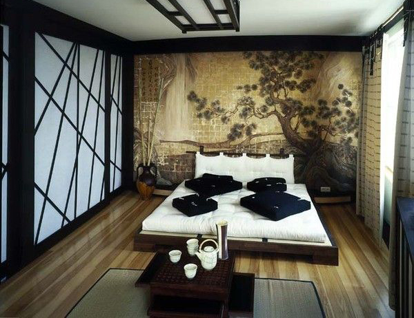 20 Asian Bedroom Style With Zen elements | Home Design And Interior