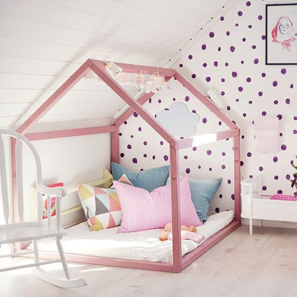 Loft house bed for kids for My home pictures for kids