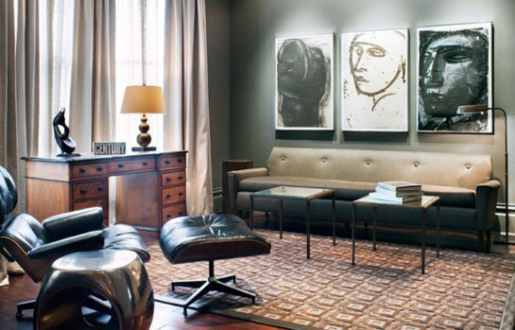 masculine-bachelor-pad-living-room-ideas