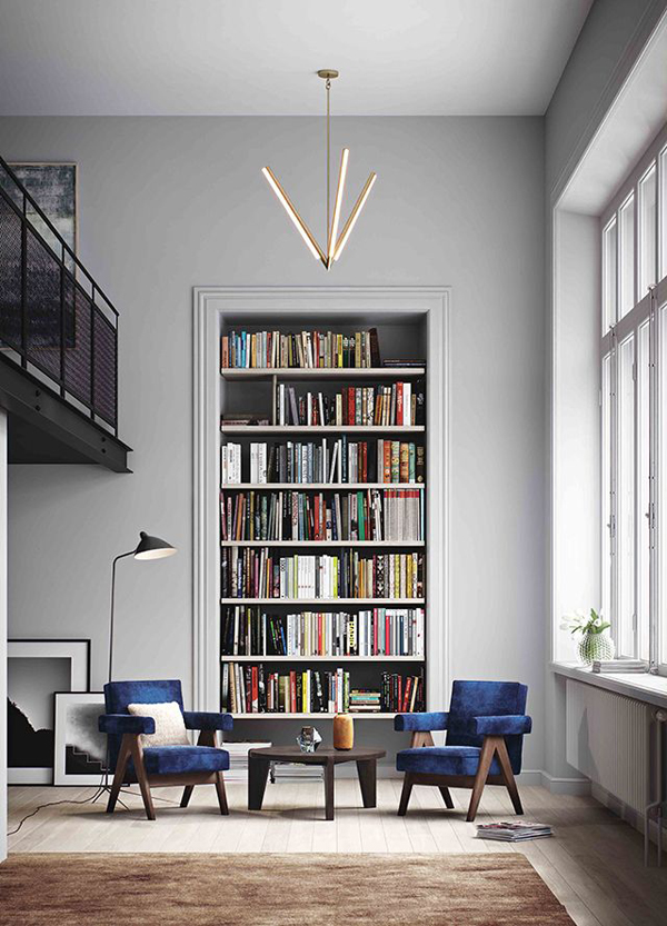 Modern Bookshelf Design modern and stylish bookcase for every room | home design and interior
