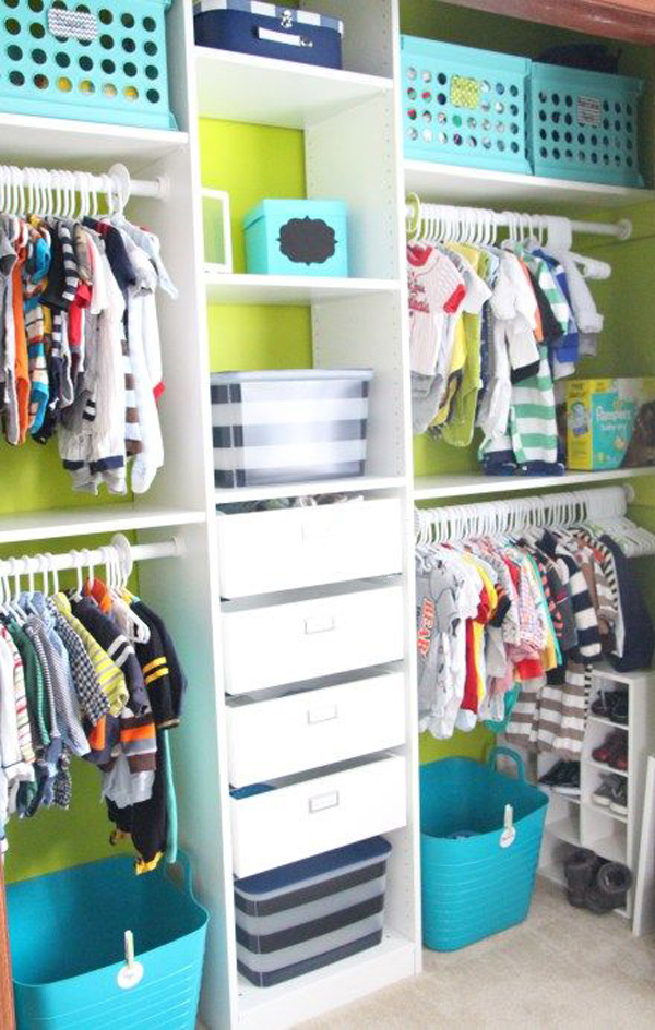 10 Inspiring Kids Closet Organization Ideas Home Design