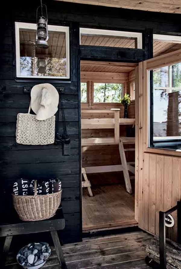Summer Cottage House Under 45 Square Meters