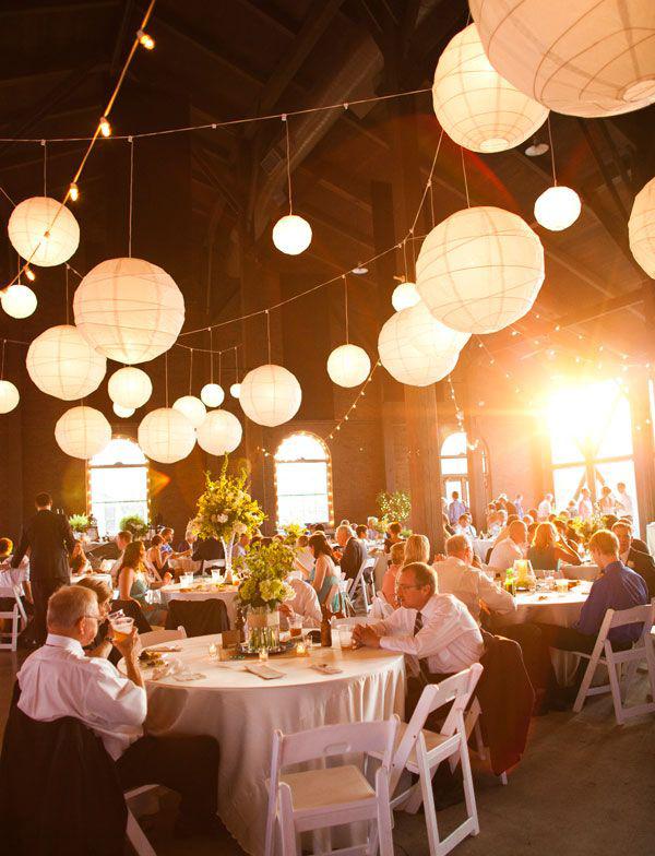 Summer Paper Lanterns For Wedding Reception Home Design And Interior
