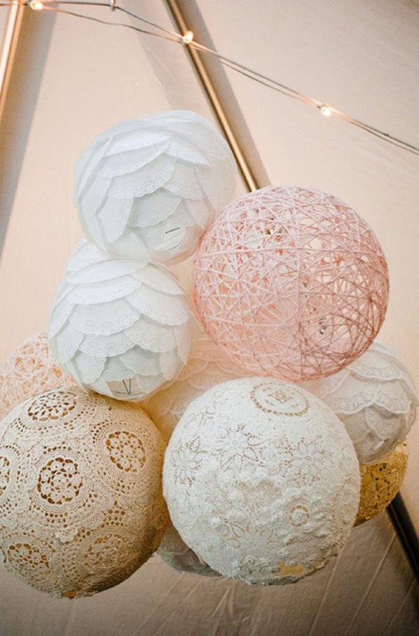 Vintage Diy Wedding Lanterns