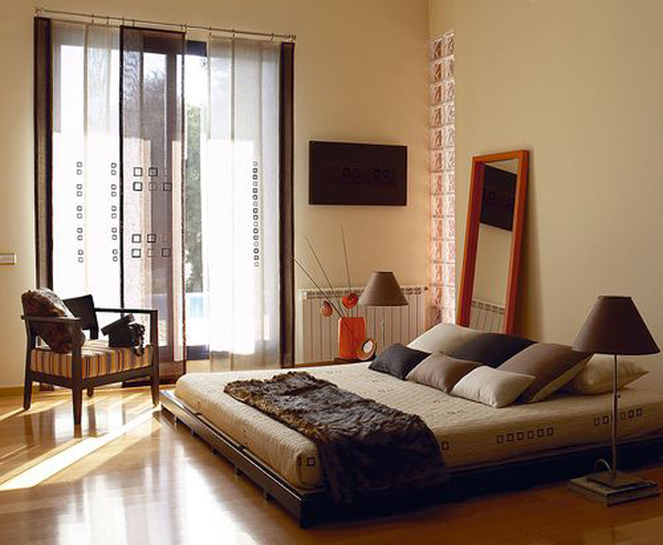 Zen bedroom decorating ideas Zen bedroom ideas