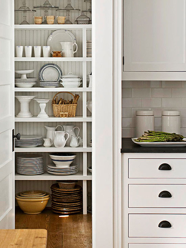 20 Modern Kitchen Pantry Storage Ideas | HomeMydesign