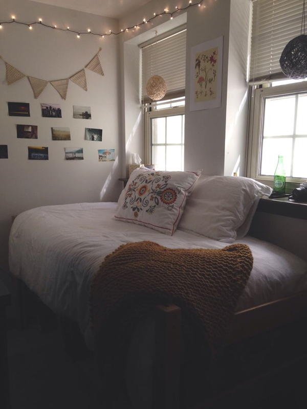 10 Super Stylish Dorm Room Ideas | HomeMydesign