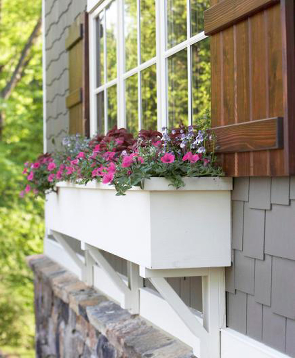 25 wonderful diy window box planters home design and