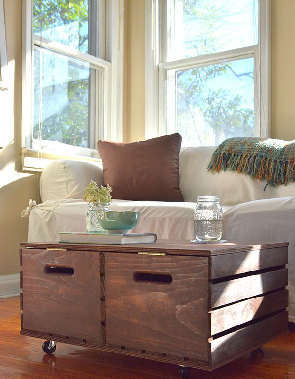20 rustic diy wooden crate ideas home design and interior for Cheap kitchen cabinets gauteng