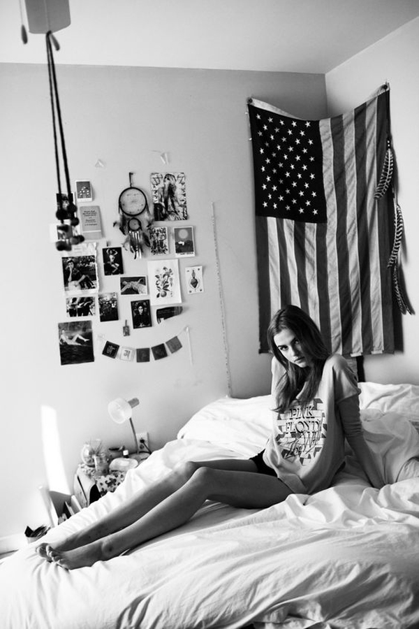 Simple Dorm Room Ideas For Girls