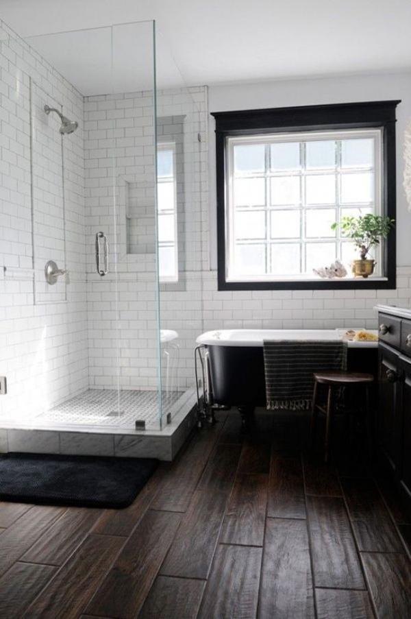 20 Cozy And Beautiful Farmhouse Bathroom Ideas | Home ... on Farmhouse Bathroom Floor Tile  id=64532