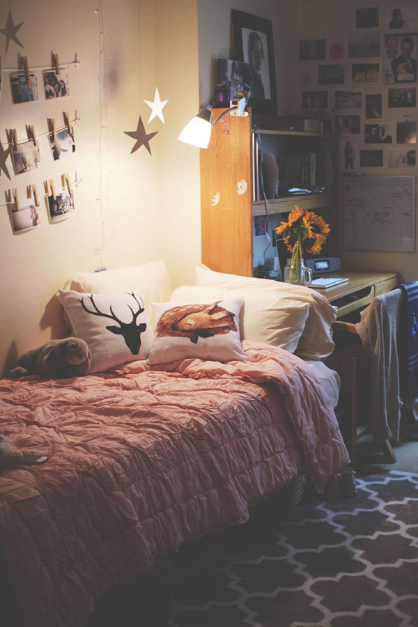 Design Your Own Dorm Room: 10 Super Stylish Dorm Room Ideas