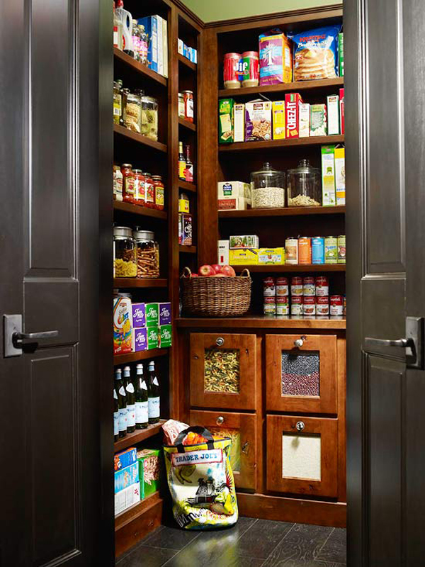 20 modern kitchen pantry storage ideas home design and interior