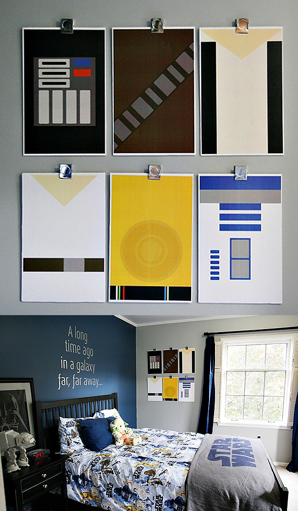 20 Awesome Star Wars Room For Little Boys Home Design And Interior