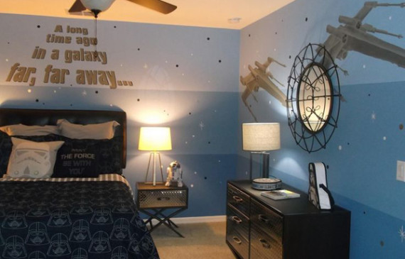 star wars bedroom home design and interior
