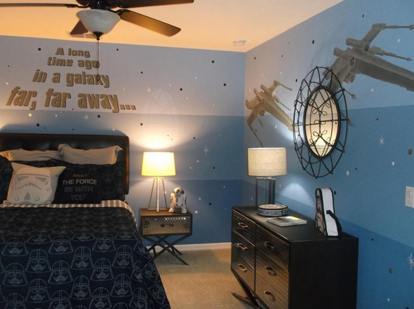 20 awesome star wars room for little boys home design