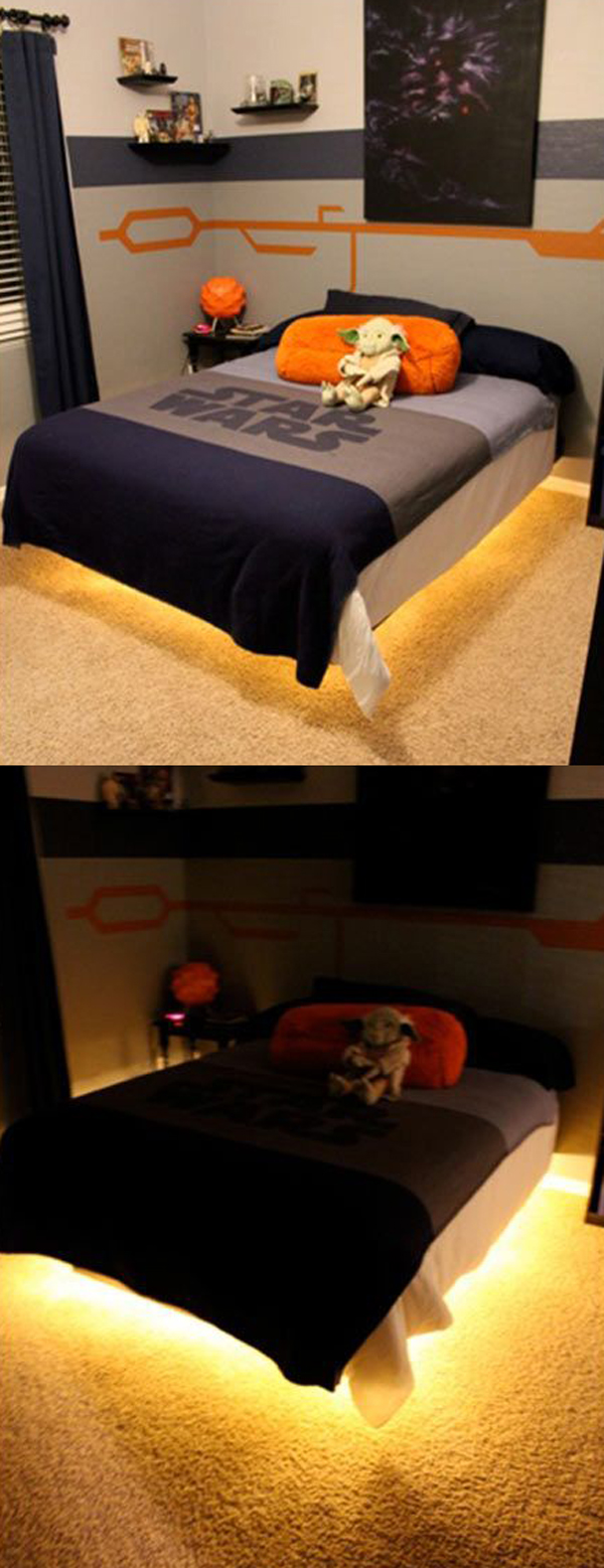 20 awesome star wars room for little boys home design and interior 20 awesome star wars room for little boys