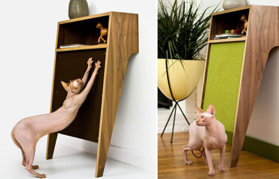 cat-scratch-cabinet-design