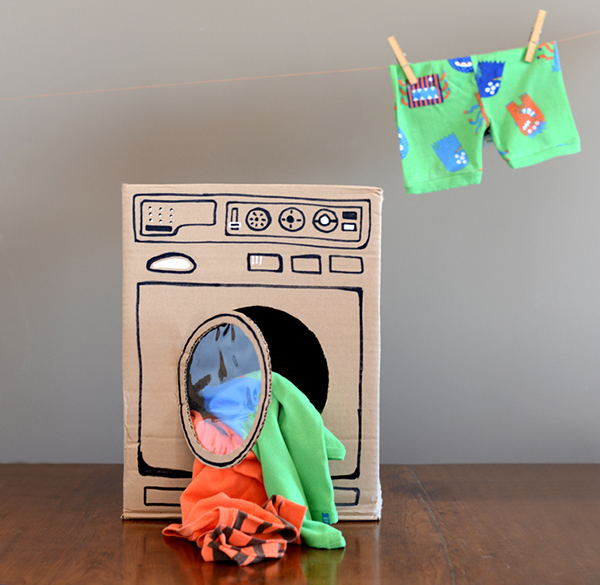 33 Amazing Ideas That Will Make Your House Awesome: 25 Amazing DIY Cardboard Toys For Kids