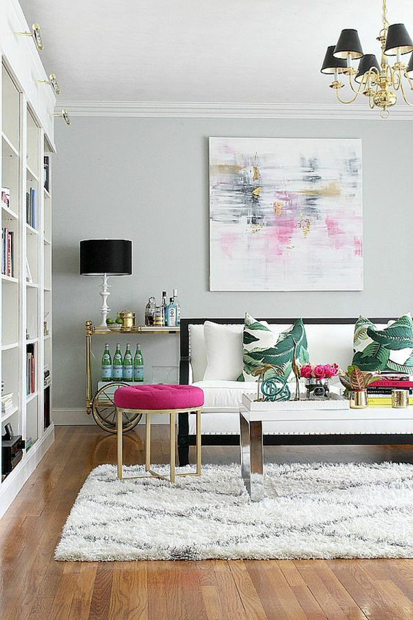 20 Styling Bar Carts For Every Home Homemydesign