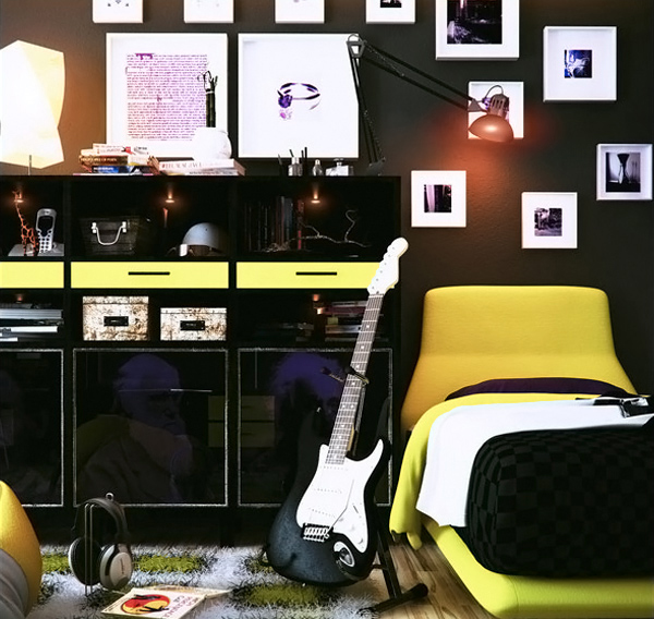 10 super cool music bedroom for teenage boys home design and