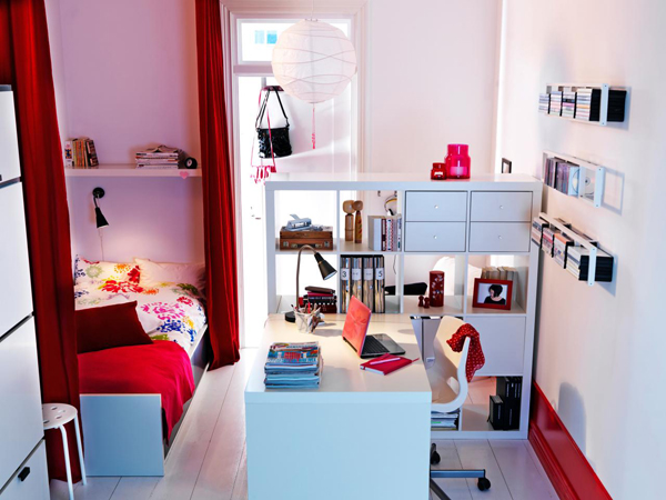 10 modern and stylish ideas for dorm rooms - Dorm Design Ideas