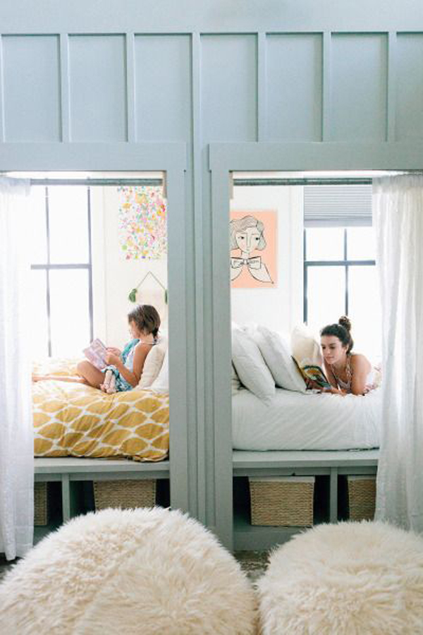20 Cool And Fun Alcove Beds For Kids Home Design And Interior