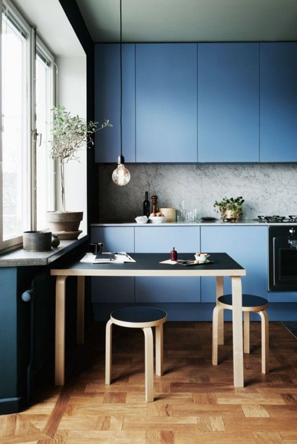 5 simple tips for creating modern and minimalist kitchen home design and interior - Minimal kitchen design ...