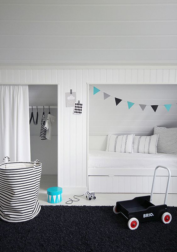 20 Cool And Fun Alcove Beds For Kids Home Design And