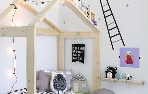 scandinavian-kids-house-shaped-beds