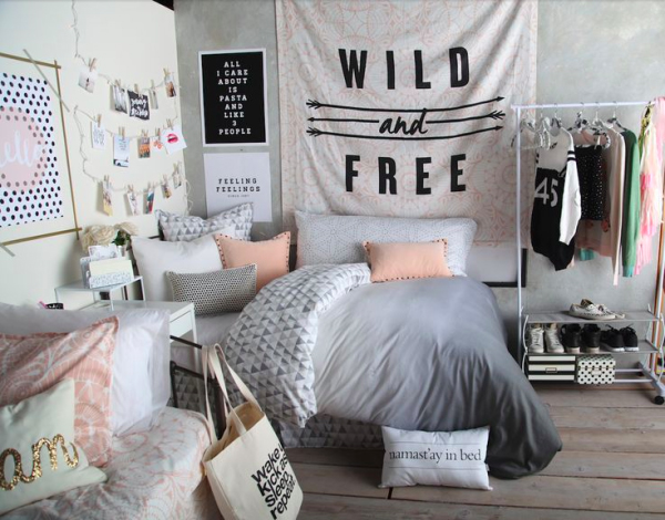 Exceptional Discover Dorm Room Ideas From Internet To Be Happy Like Home Every Time You  Were In Bed While You. Letu0027s Check The 10 Best Dorm Room Which I Am Sure  You ... Part 18