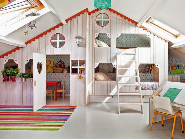 Two Wonderful Kids Room That Is Difficult To Choose | Home Design ...