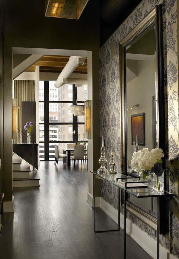 Mirror In Hallway 20 awesome oversized mirrors to make feel bigger | home design and