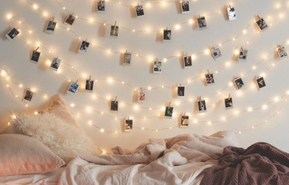 Diy String Lights Home Design And Interior With Hanging String Lights For  Bedroom Part 53