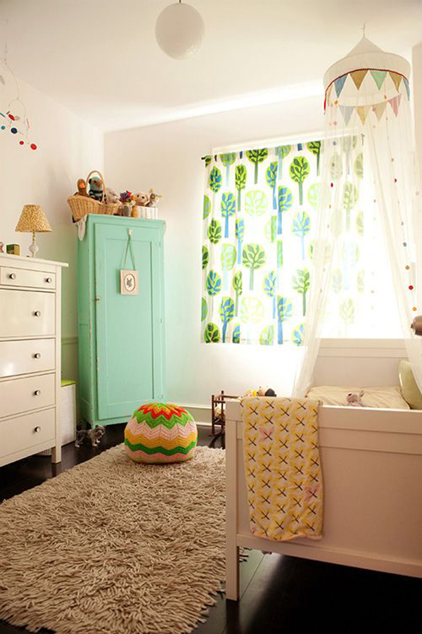10 charming kids rooms with vintage ideas home design and interior - Old fashioned vintage bedroom design styles cozy cheerful vibe ...