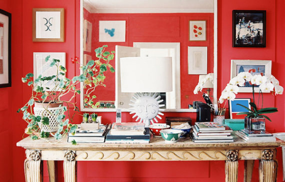 cute-large-mirrors-in-workspace