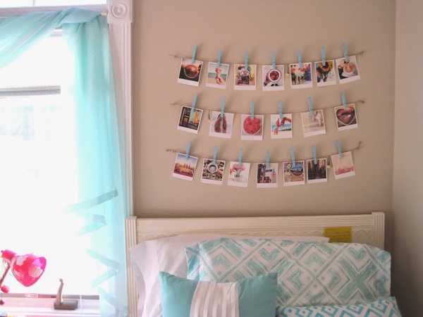 20 cool diy photo collage for dorm room ideas home design and interior