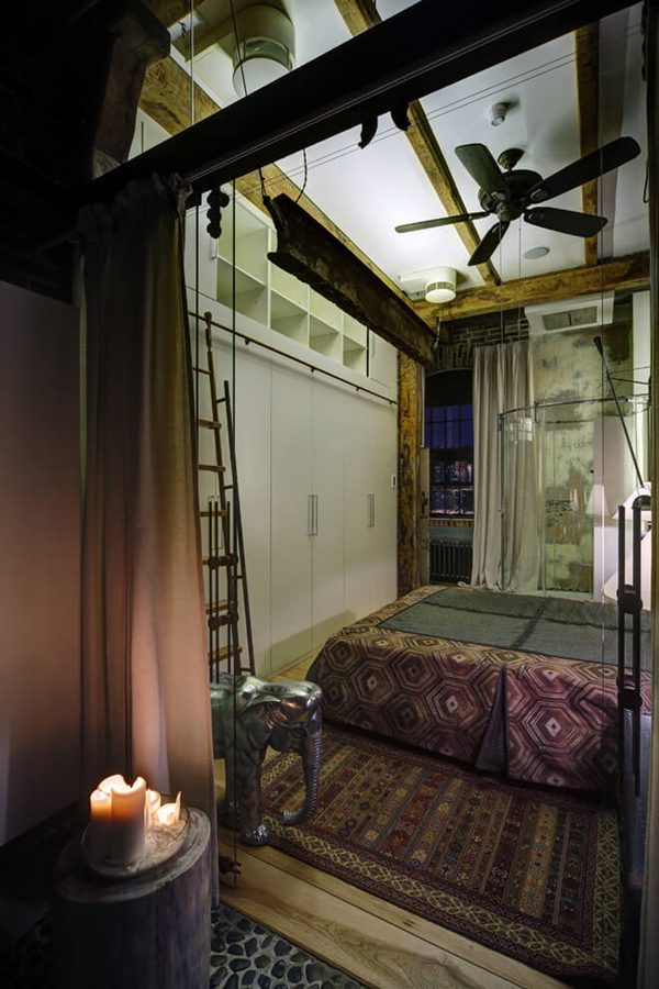 industrial-bachelor-pad-bedroom-design