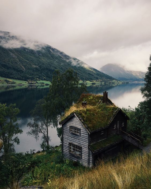 35 Incredible Isolated Homes To Natural Getaways Home