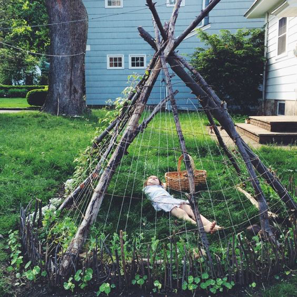 Attirant For Those Of You Who Are Currently Planning A Kids Birthday Party, Outdoor  Teepee Can Be A Wonderful Party Theme.