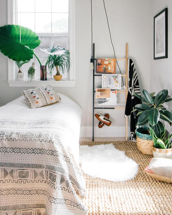 Carpet In The Bedroom Scandinavian Bedroom Curtains Cabinet Design For Small Bedroom Skull Bedroom Decor: Scandinavian College Bedrooms From Swenyo