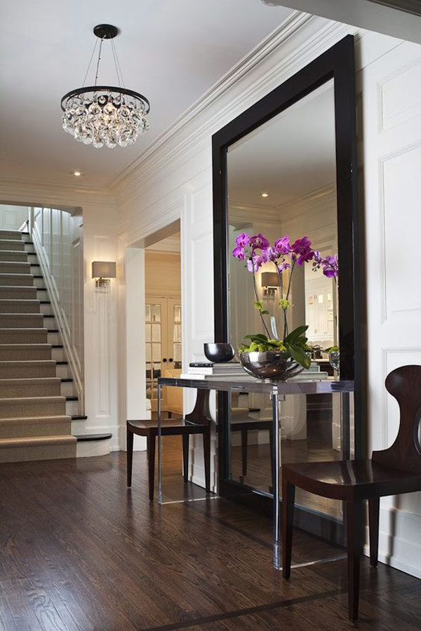 20 Awesome Oversized Mirrors To Make Feel Bigger   Home ...
