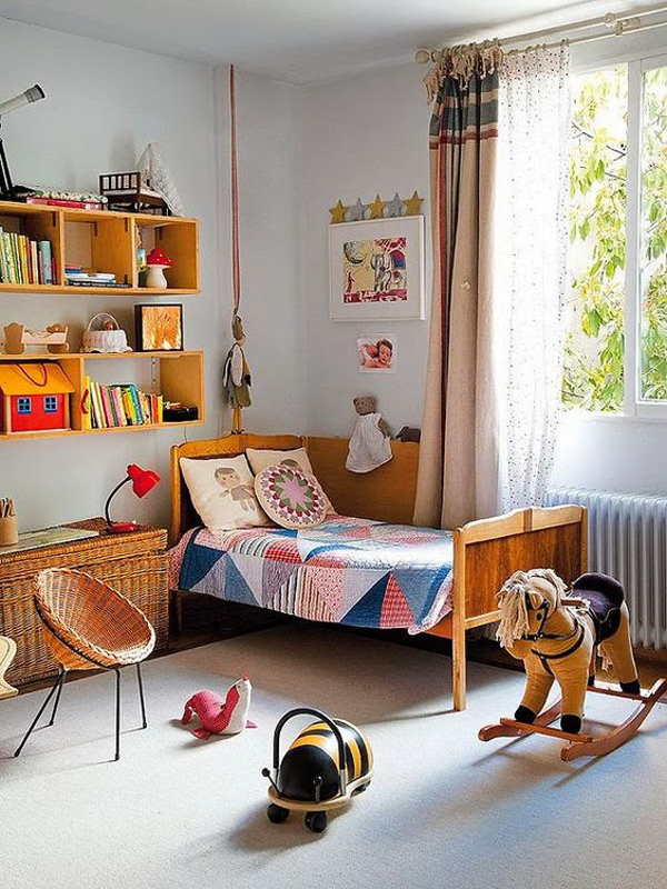 Kids Rooms Design: 10 Charming Kids Rooms With Vintage Ideas