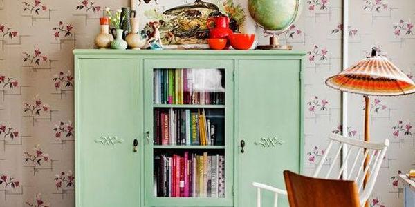 vintage-kids-room-in-mint-green